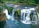 Lower Falls, Lewis River