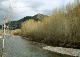 Spring on the Big Wood River