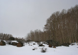 Boulder Mountain in May 3