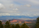 View from Boulder Mountain