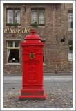 Belgium mailbox