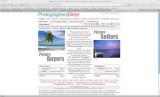 Maldives image (r) on Photographers Direct Site
