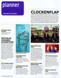 Clockenflap image in Sai Kung mag issue 2