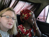 Day with Habyly in Dakar