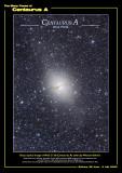 Centaurus A Deep Field - offical poster