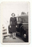 Old Pictures of my Mother - Navy Waves