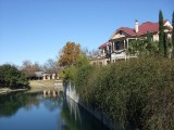 Harnisch House on the Riverbend