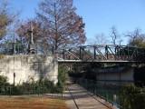 Johnson Street Footbridge over the San Antonio River