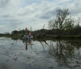 Pink Shirts Fishing the River