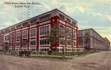 The Pierce Arrow Motor Car Company