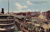 Boat Landing At The Foot Of Main Street