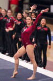 Women Gymnastics - Stanford Quad Meet