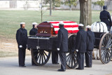 Wes Magee is laid to rest at Arlington National Cemetery