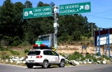 Sigue la gran prueba TIGUAN hacia la Patagonia, atravesando pueblos, ciudades y países.