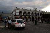 Llegamos a Antigua Guatemala