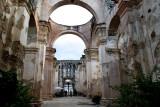 El terremoto del acabó con la Catedral de Santiago en 1773