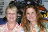 Linda Koon, Monica Pino & The BLACK PRINCESS at the Riverside Hotel & Casino Resort in Laughlin, Nevada
