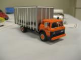 Leo Landry's Ford C box truck
