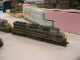 Another shot of John's SD45