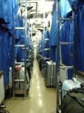 Night train Bangkok - Nong Khai