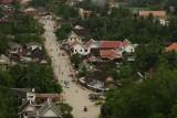 Luang Prabang seen from Phu Si hill