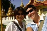 With Al in Vientiane