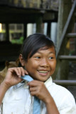 Girl in Ban Kong Lo