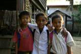 Boys in Ban Kong Lo