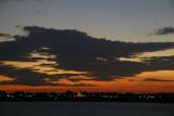 Sunset in Thakhek