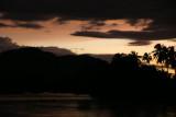 Sunset on Don Khon - 4000 islands
