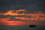 Sunset Koh Chang, Thailand