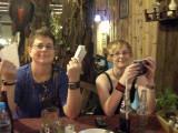 Kimm and Aimee, Bangkok