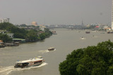 View from Riverview Guesthouse, Bangkok