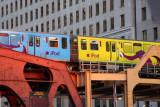 EL Train, Chicago