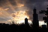 Sears Tower now called Willis Tower, Chicago