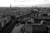Paris, banks of Seine - World Heritage Site, France