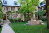 The Fourth Presbyterian Church grounds, Chicago