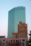 Black Stone Hotel and Carter and Burgess Plaza, Dallas