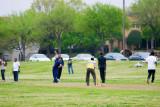 Cricket, Thomas Jefferson Park, Dallas