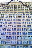 Santa FE building, Michigan Ave., Chicago