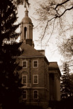 Old Main - Sepia Series, Penn State University