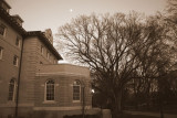 Mcallister side  - Sepia Series, Penn State University