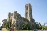 Scottish Rite Cathedral,Indianapolis