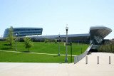 Soldier Field from the Museum Campus, Chicago Sports