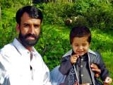 Locals at Sarian-Wali