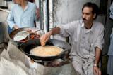 Making Pakora