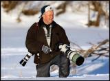 Jari Peltomäki - famous finnish birdphotographer