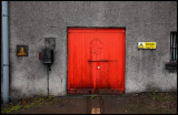 Glenfarclas warehouse - where maturation takes place