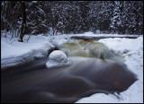 Nättraby river (Blekinge) - Sweden
