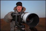Brutus Östling - early morning photography with Eos-1D Mark IV and 300 mm
